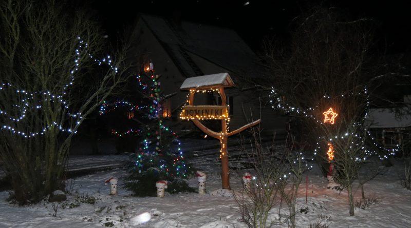 """Vaboles pagasta konkursa-skates """"Uz 2017.gada sliekšņa"""" laureātu godināšana pasākumā """"Veco – Jauno gadu sagaidot"""""""