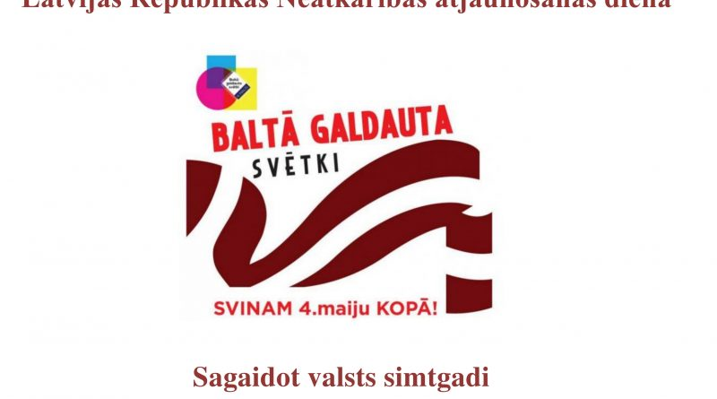 Latvijas Republikas Neatkarības atjaunošanas diena